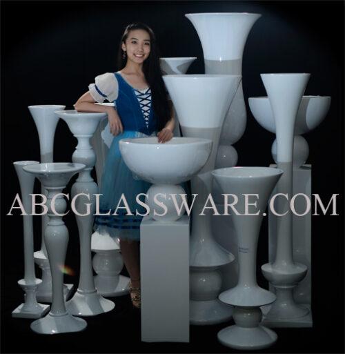 Large Tall Wedding Decorative Vase