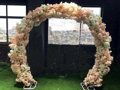 85 Quot H Round Wedding Arch Indoor Outdoor M85100 Abc Glassware
