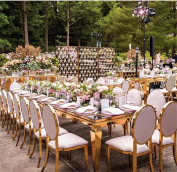 Furniture for wedding